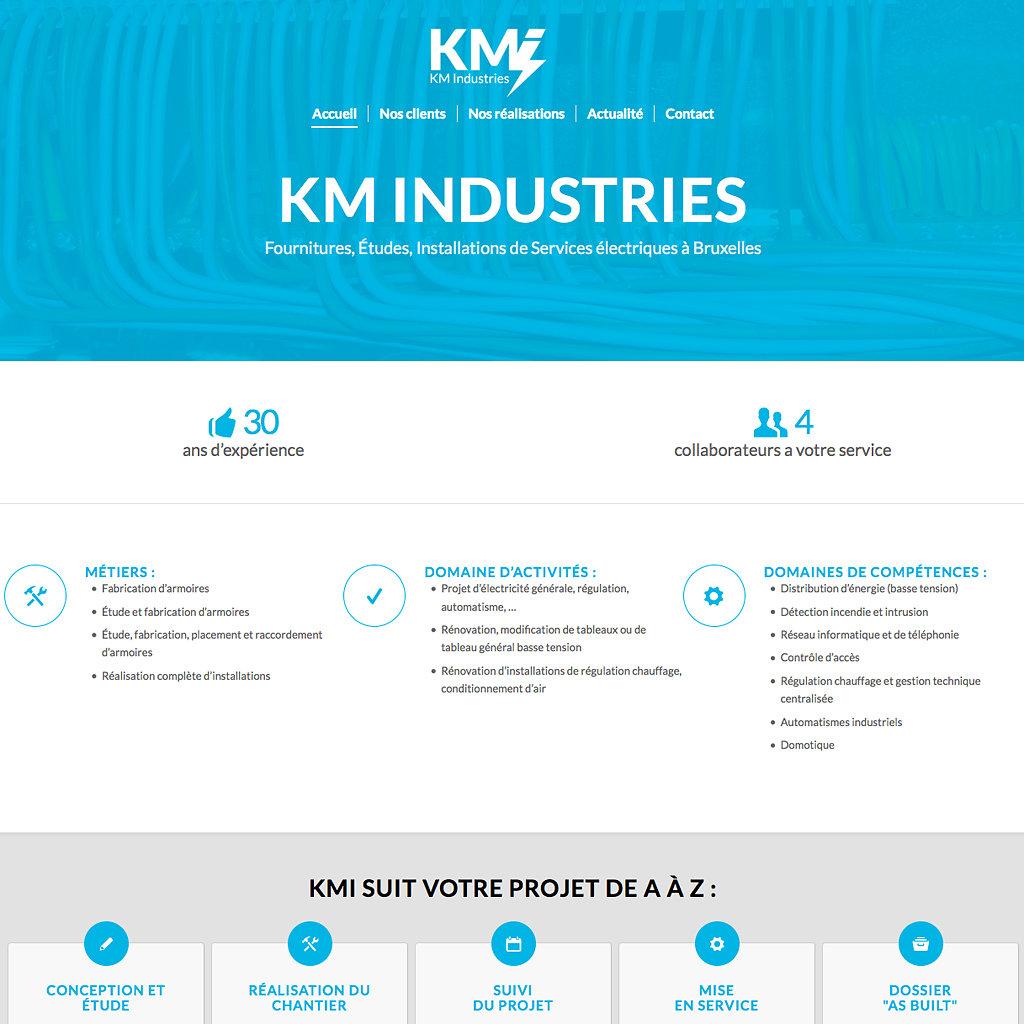 www.kmindustries.be