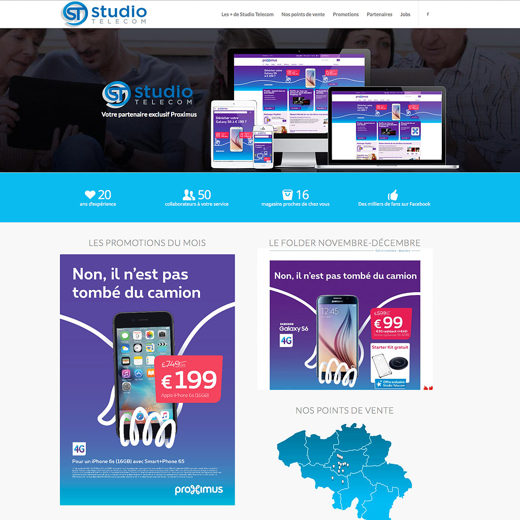 www.studiotelecom.com
